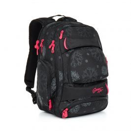 Studentský batoh Topgal HIT 863 A - Black Studentské batohy
