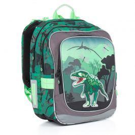 Školní batoh Topgal CHI 842 E - Green