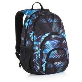 Studentský batoh Topgal HIT 886 D - Blue