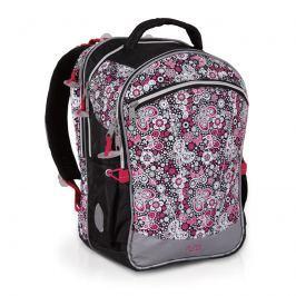 Školní batoh Topgal NUN 201 A - Black