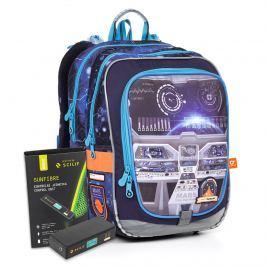 svítící školní batoh Topgal ENDY 17003 BATTERY B