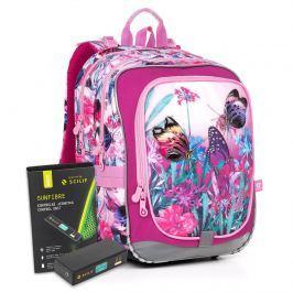 svítící školní batoh Topgal ENDY 17004 BATTERY G