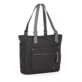 Dámská objemná kabelka Topgal EFFI 18001 G - Grey Tašky přes rameno