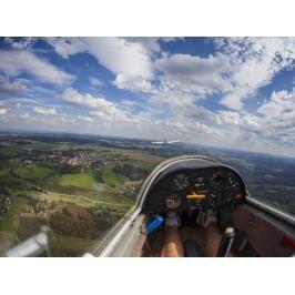 Zážitek - Vyhlídkový let větroněm pro milovníky letadel - Jihomoravský kraj