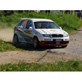 Zážitek - Spolujezdcem v Rallye - Středočeský kraj