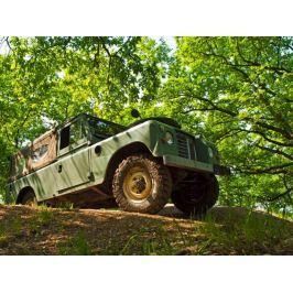 Zážitek - Land Rover off-road - celodenní trénink - Středočeský kraj