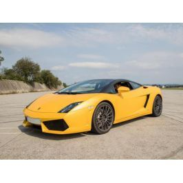 Zážitek - Jízda v Lamborghini Gallardo - Zlínský kraj