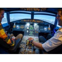 Zážitek - Letecký simulátor Airbus A320 - Praha