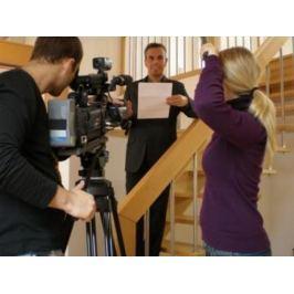 Zážitek - Staňte se televizním reportérem či moderátorem - Praha