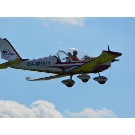 Zážitek - Pilotem ultralehkého letadla na zkoušku - Jihomoravský kraj