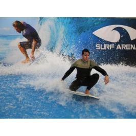 Zážitek - Indoor surfing - Praha