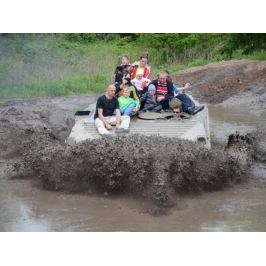 Zážitek - Den malého tankisty - Pardubický kraj
