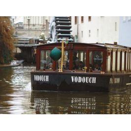 Zážitek - Plavba na lodi pražskými Benátkami - Praha
