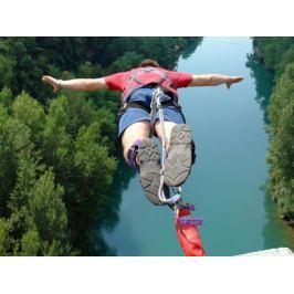 Zážitek - Bungee jumping z nejvyššího mostu ČR - Ústecký kraj