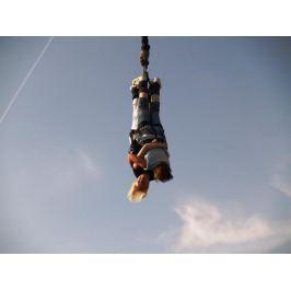 Zážitek - Bungee jumping až 120 metrů z jeřábu - Jihomoravský kraj