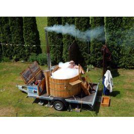 Zážitek - Koupací sud - Zlínský kraj