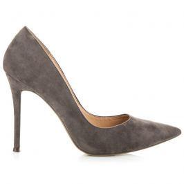 SEMIŠOVÉ LODIČKY Dámská obuv