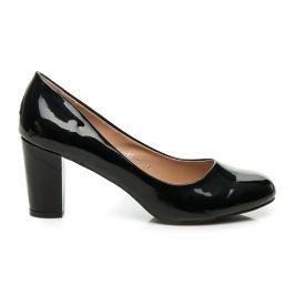LAKOVANÉ LODIČKY Dámská obuv