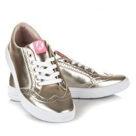 ZLATÉ TENISKY KYLIE Dámská obuv