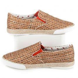 PLETENÉ SLIP ONY Dámská obuv