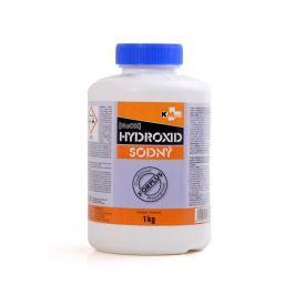 Hydroxid sodný 1000g