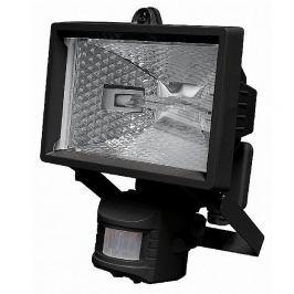 Reflektor s PIR senzorem 150W černý