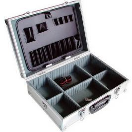 Kufr hliníkový s organizérem