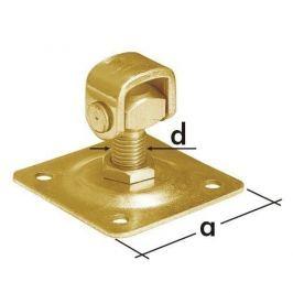 Závěs stavitelný k přišroubování Domax ZRP  - ZRP16/80
