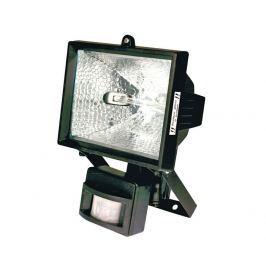 Reflektor s PIR senzorem 500W černý