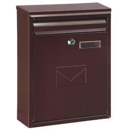 Poštovní schránka COMO 25x32x8.5cm -  nerez
