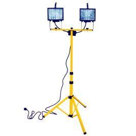 Reflektor stavební teleskopický 2x500W
