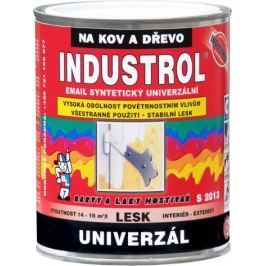 Industrol S2013 0.75l syntetická barva - 2880 hněď kaštanová