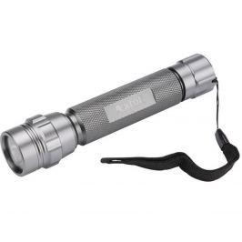 LED svítilna kovová - 1 LED dioda 2xAA Extol Premium 8862113