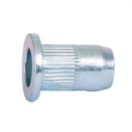 Matice nýtovací FE s límcem - M6 St 4.0-6.0mm