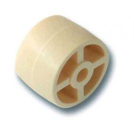 Rolna nábytkového kolečka 32mm Tokoz - bílá