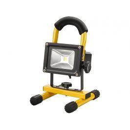 Reflektor LED 10W nabíjecí s podstavcem Extol Light 43122