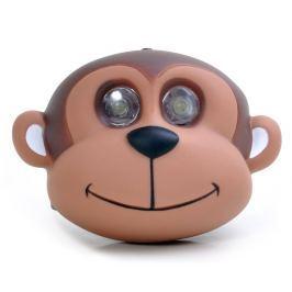 Čelovka Opice 2xLED 2xAAA