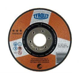 Kotouč brusný hliník Tyrolit - 230x7.0mm