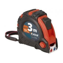 Metr svinovací s magnetem 3x autostop Extol Premium - 5m/19mm