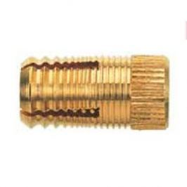 Hmoždinka PA 4 mosazná Fischer -  M8/25