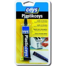 Lepidlo PlastikCeys tvrzené plasty 30ml