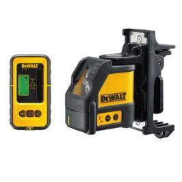 DeWalt DW088KD laserový kříž samonivelační + přijímač