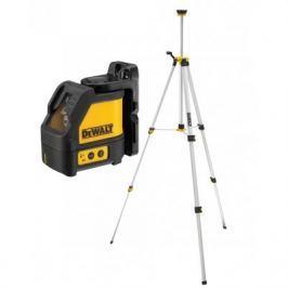 DeWalt DW088KTRI laserový kříž samoniv.+stativ