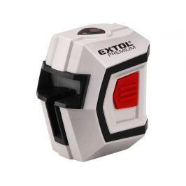 Laser liniový křížový 1H1V samonivelační Extol Premium
