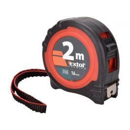 Metr svinovací 2x autostop Extol Premium - 2m/16mm 3152