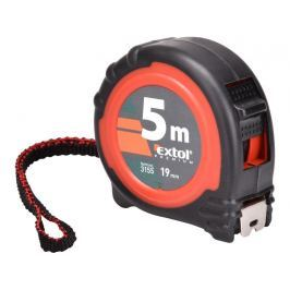 Metr svinovací 2x autostop Extol Premium - 5m/19mm 3155