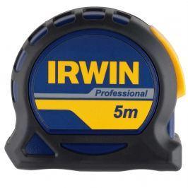Metr svinovací s magnetem nylonová páska Professional Irwin - 5m