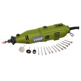 Extol Craft 404111 přímá bruska s přísl. 40ks 130W