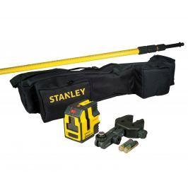 Stanley Cross90 laser křížový s rozpěrnou tyčí