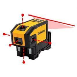 DeWalt DW0851 laser 5 bodových a 1 čárový paprsek